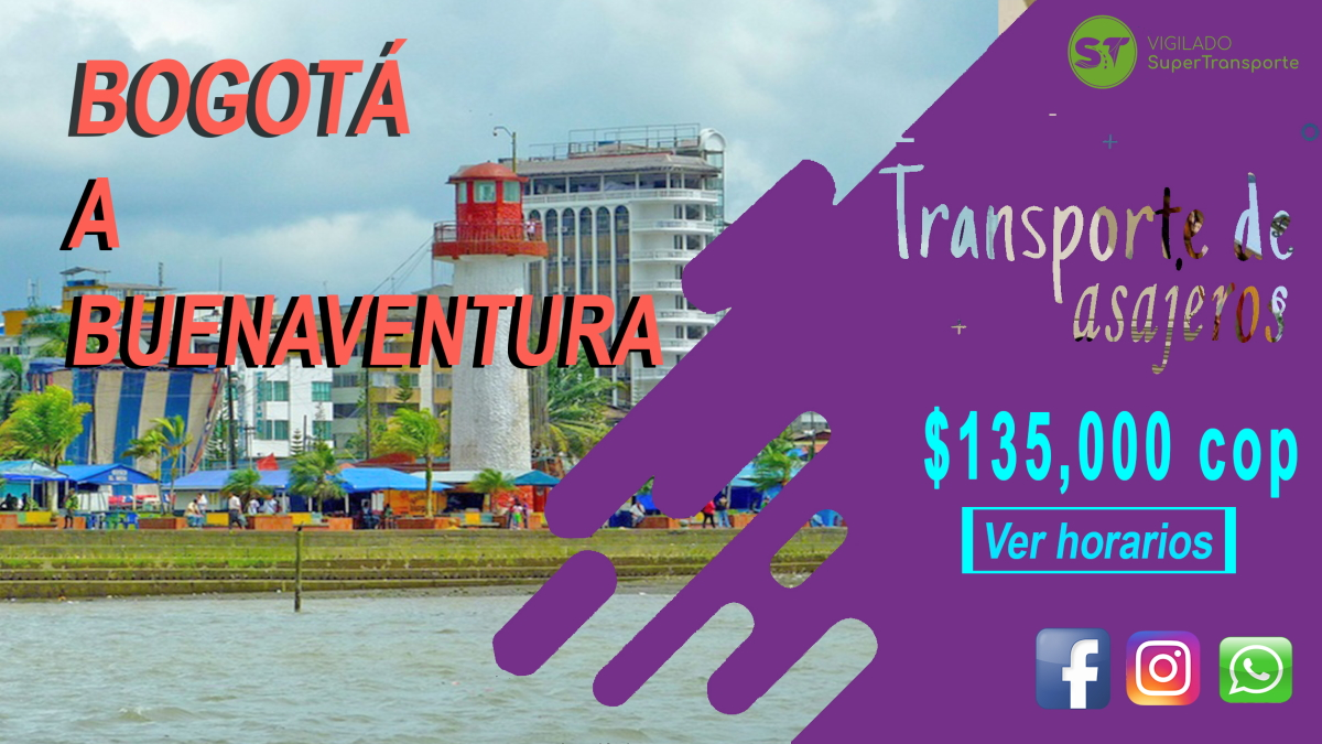 BOGOTA-BUENAVENTURA-2021