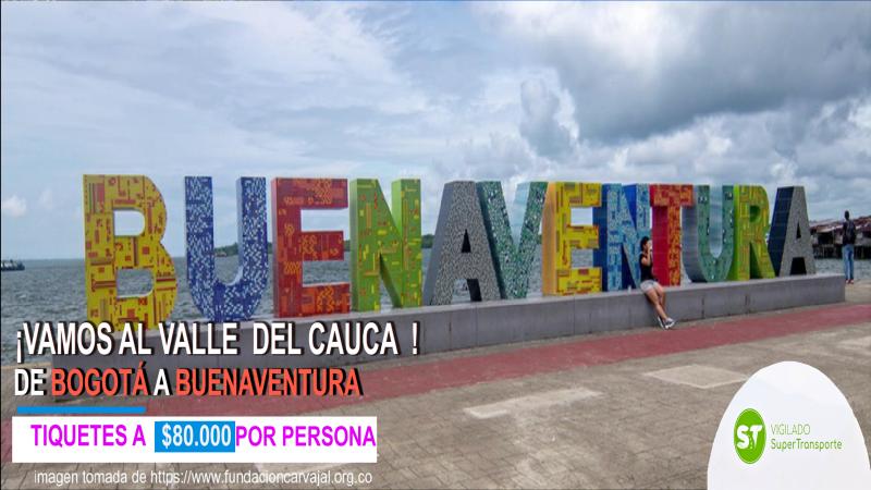 BOGOTA-BUENAVENTURA
