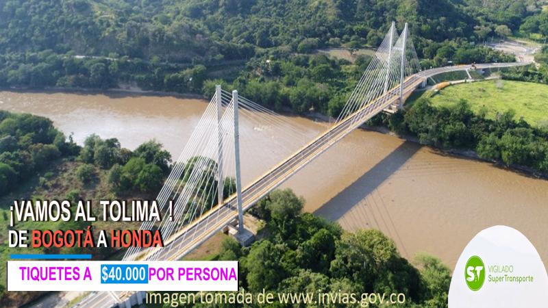 BOGOTA-HONDA