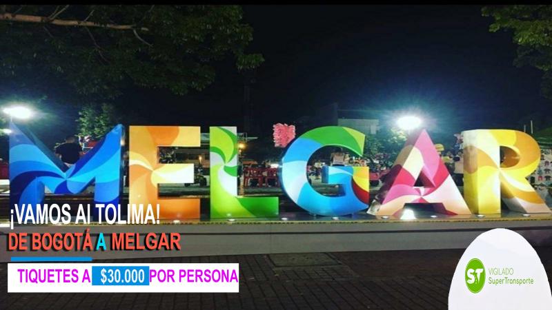BOGOTA-MELGAR