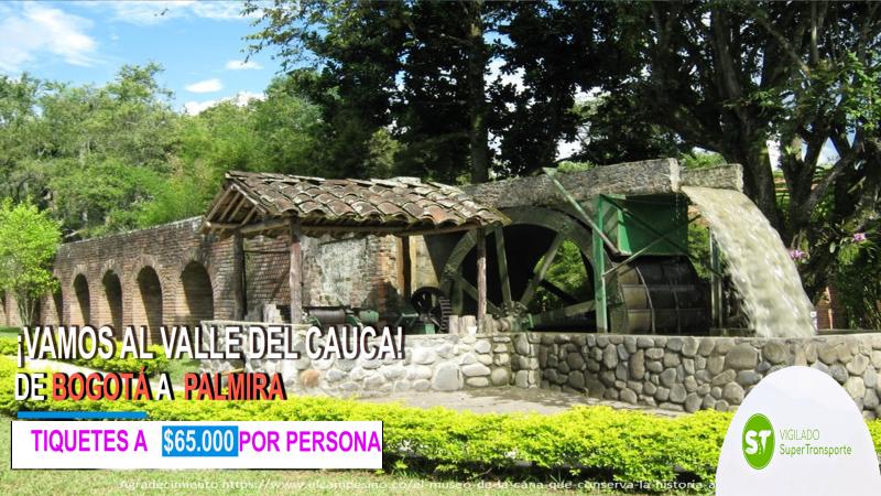 BOGOTA-PALMIRA